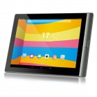 "Cube U58GT Quad-Core TALK98 9,7 ""Android 4.2 Tablet PC w / 2 GB RAM, 16 GB ROM, GPS, Bluetooth - Zwart"