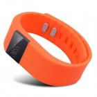 TW64 Bluetooth 4.0 Smart Bracelet Wristband w/ OLED Display - Orange