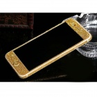 Bling Glitter completa adesivo corpo para iPhone 6 PLUS - Golden