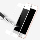 Mr.northjoe 0.33mm 2.5D Tempered Glass Protector for IPHONE 6 - White