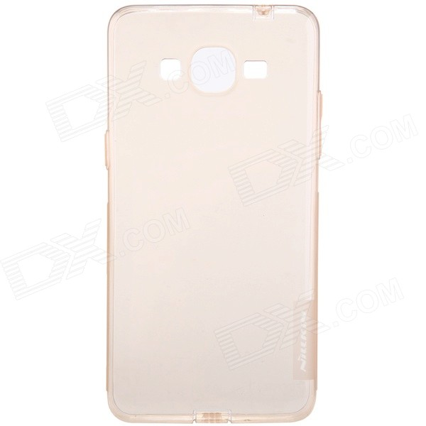 NILLKIN Ultra-thin Protective TPU Back Case for Samsung Galaxy Grand Prime - Brown