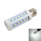 KINFIRE Y-10W E27 10W LED Neutral White Corn Bulb - White (AC 220V)
