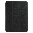 KALAIDENG K-ST4 Protective PU + PC Case w/ Stand for Samsung GALAXY Tab 4 10.1 - Black