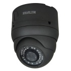 "HOSAFE 2MD5G ONVIF Outdoor 1/2.5"" CMOS 2.0MP 1080P HD Dome IP Camera w/ 36-IR LED / POE - Grey"