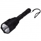 SingFire SF-365 1000lm 5-Mode Neutral White Tactical LED Flashlight - Black (2 x 18650)