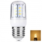 Buy E27 5W 400lm 24-SMD 5730 LED Warm White Light Corn Lamp(AC 220~240V)