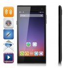 "iNew V7 Quad-Core Android 4.4 3G Smart Phone w/ 5.0"" Screen 2GB, 16GB ROM, Dual-SIM - Black"