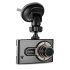 "G95A Super HD 1296P 2.7"" TFT 5.0MP CMOS Wide Angle Car DVR w/ IR Night Vision / G-Sensor / HDR"