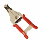 BESTIR BST-01202 Automatic Wire Stripping Plier - Red + Silver