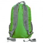 NatureHike Sports Polyester + Nylon Foldable Backpack - Grass Green
