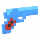 EVA Sponge Gun Toy for Children / Kids - Blue