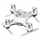 Cheerson CX-10A Mini 2.4GHz 4-CH 6-axis Aircraft w/ Gyro - Black