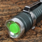 Multifunctional 600lm Neutral White 5-mode Zooming Flashlight