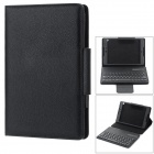 Detachable Bluetooth v3.0 64-Key Keyboard Case w/ Stand for Google Nexus 9 - Black