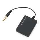 Portable Bluetooth V2.1 + EDR Audio Receiver Music Dongle w/ 3.5mm - Black