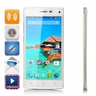 "Mlais M9 5.0"" qHD Android 4.4.2 Octa-Core Smart Phone w/ 1GB RAM, 8GB ROM, Dual-SIM - White"