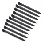 Professional Plastic Styluses for NEW 3DSLL - Black (10 PCS)