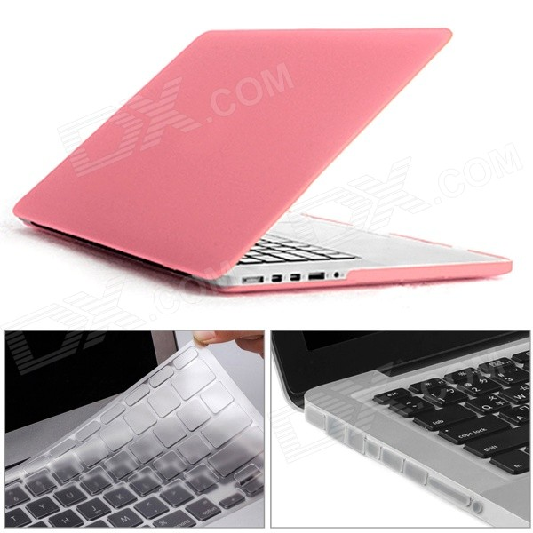 "mr.northjoe 3-em-1 para RETINA MacBook Pro 13.3"" - rosa"