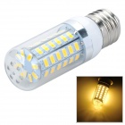 E27 15W LED Corn Light Warm White 3500K 1000lm 5730 SMD (AC 220~240V)
