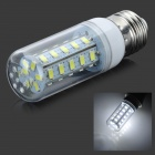 E27 10W LED Corn Light Bluish White 500lm SMD 5730 (AC 220~240V)