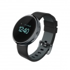 "GUMBO 0.95"" OLED Bluetooth V3.0 Smart Wrist Watch w/ Pedometer / Remote Shutter / Anti-Lost - Black"