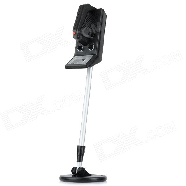MD-3005 Handheld Metal Detector - Black (6 x AA)