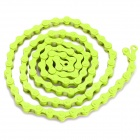 Replacement 96-Link Chain for Fixed Gear Bikes - Fluorescent Yellow