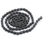 Replacement 96-Link Chain for Fixed Gear Bikes - Black