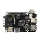 SupTronics X105 Full Function Expansion Board for Raspberry Pi B+ - Black