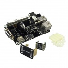 SupTronics X105 Expansion Board for Raspberry Pi B+ - Black