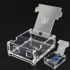Acrylic Case for Arduino UNO R3 - Transparent