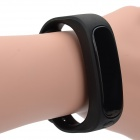 E02 0.84 OLED Bluetooth V4.0 Smart Wrist Band - Black