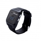 "Imacwear I5 Bluetooth V3.0 Smart Watch w/ 1.1"" Screen, Sync Phone, Pedometer, SMS, Music - Black"