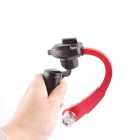 PANNOVO Hand-held Stabilizer Balancer Monopod for GoPro - Red