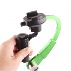 PANNOVO Hand-held Stabilizer Balancer Monopod for GoPro - Green