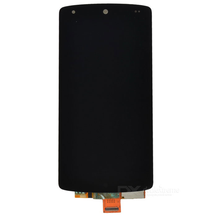 Substituição LCD Assembleia Touch Screen para o Google Nexus 5 - Black