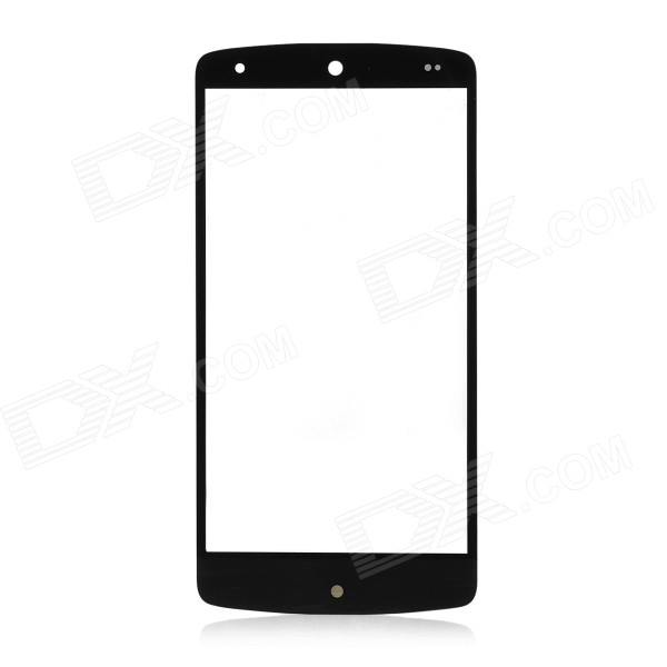 Replacement Screen Cover for Google Nexus 5 - Black