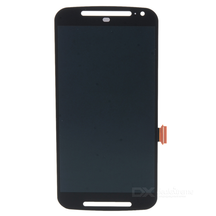 Replacement LCD Touch Display Screen for MOTO G2 / XT1063 - Black