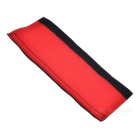 SAHOO 46524 Neoprene Bicycle Chain Stay Protector / Guard - Red