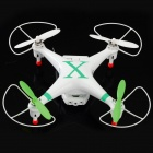Cheerson CX-30W 2.4GHz R/C Quadcopter w/ Gyro / Camera / Wi-Fi - White