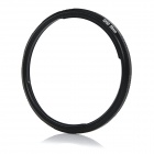 58mm Aluminum Alloy Filter Adapter Ring for Canon SX20 / SX30 / SX50 - Black
