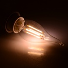 E14 4W LED Filament Candle Light 350LM 3000K Warm White (220V AC)