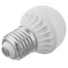 KINFIRE E27 3W 240lm 3-LED Red Light Ceramic Bulb Lamp