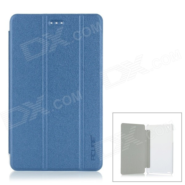 "PU Flip Open Case w/ Auto Sleep / Stand for 7.0"" CUBE T7 - Blue"