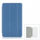 "Protective PU Leather Flip Open Case w/ Auto Sleep / Stand for 7.0"" CUBE T7 - Blue"