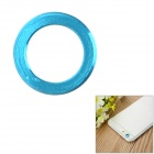"Protective Aluminum Alloy Lens Guard Ring Sticker for IPHONE 6 4.7"" - Blue"