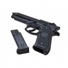 Tokyo Marui HG M92F Military Spring Cocking Airsoft Pistol-Black