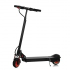 EYU S1 Folding Portable Convenient Powerful Aluminum Alloy Electric Kick Scooter - Black