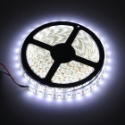 Impermeable 60W 2500lm 300-SMD 5050 LED tira neutral de la luz blanca (5m)