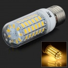 JR-LED E27 10W 700lm 3300K 69-5730 SMD LED Warm White Lamp Bulb (AC 220~240V)
